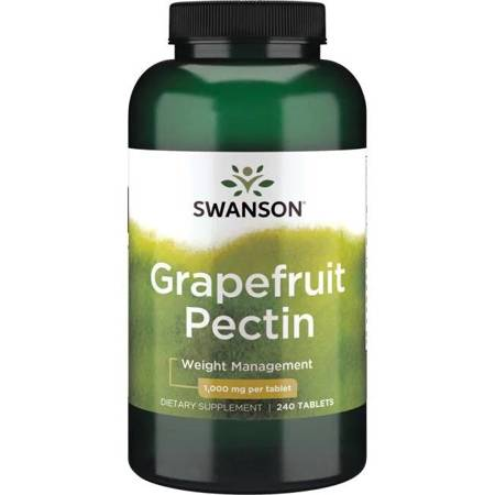 Swanson Grapefruit Pectin 1000 mg 240 tablet
